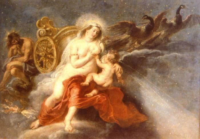 Resultado de imagen para diosa hertha